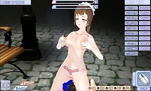 Haremmate 3d animated comic (Gameplay)