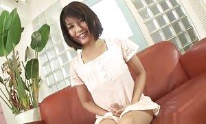 unimaginable asian model Azumi Harusaki in exotic JAV uncensored Dildos/Toys video clip