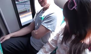 incredible asian street walker Chinatsu Kurusu in extraordinary JAV uncensored Group Sex movie