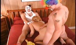 humorous Clown porn