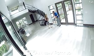 SPYFAM daddies day sneaky vid clip screw with step daughter