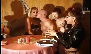 brand new cummer - German aged BiSex Swingers celebration